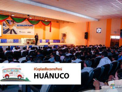 Ceplan recorre Peru – Huanuco