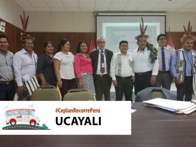 Ceplan recorre Peru – Ucayali